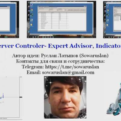 Protection program - advisors and indicators - mt4, mt5 Profile Picture