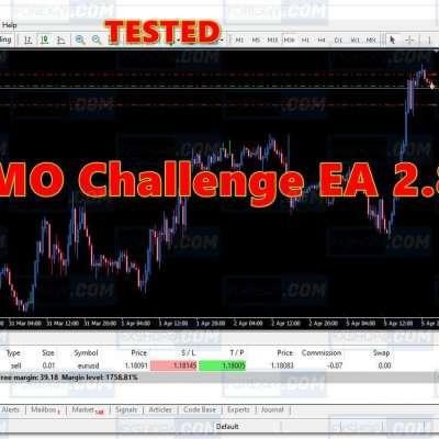 FTMO Challenge EA v2.84 Profile Picture